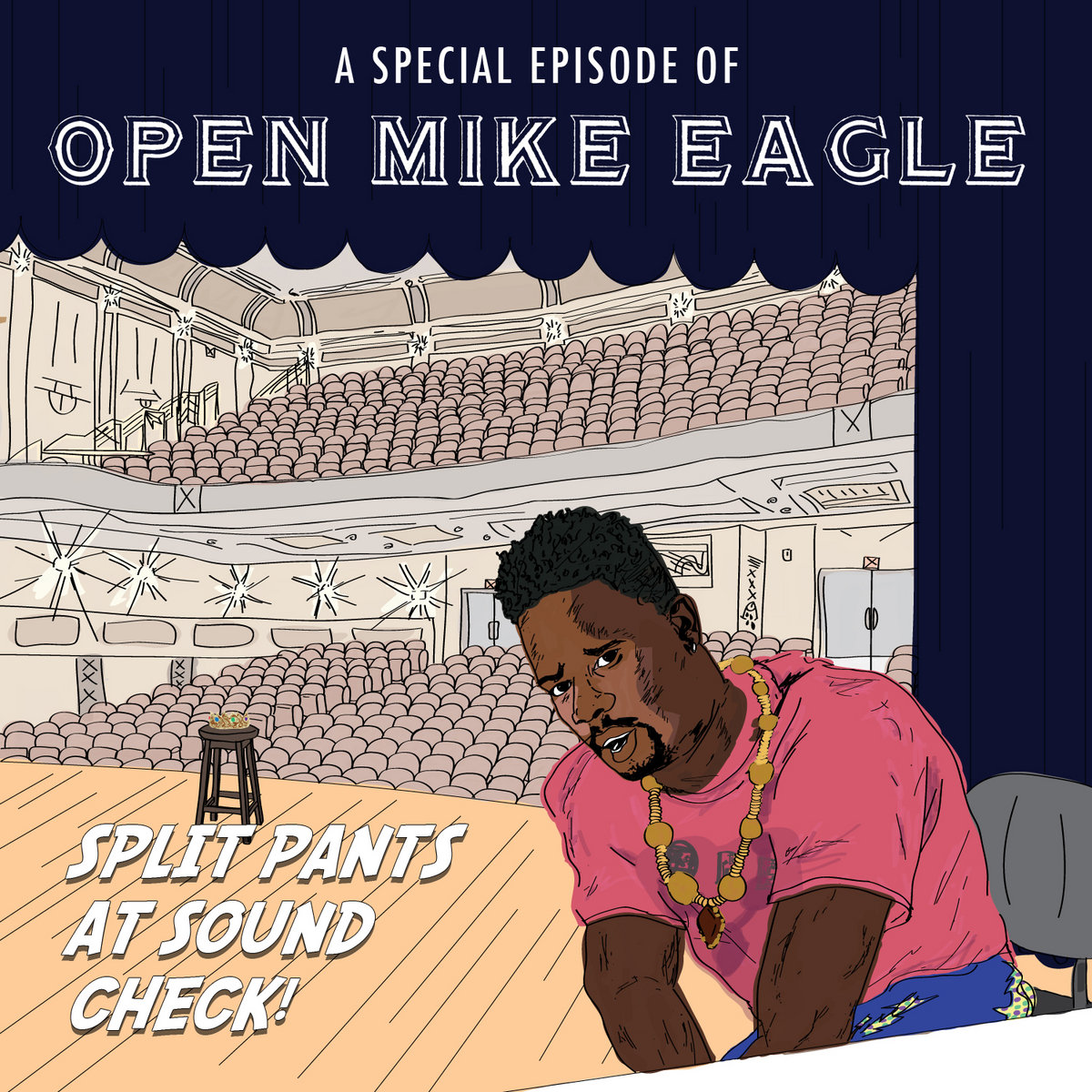 A Special Episode of Open Mike Eagle