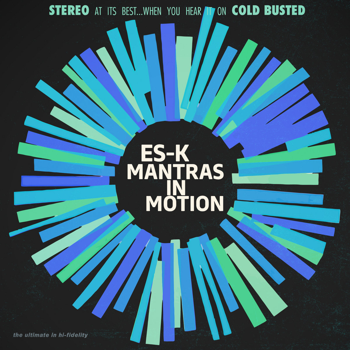 Es-K - Mantras In Motion