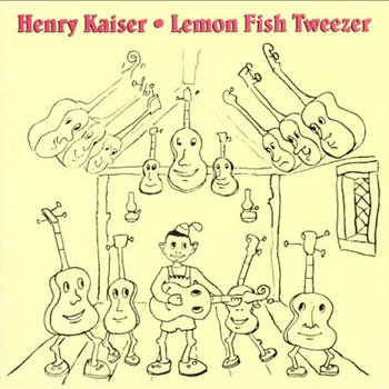 Lemon Fish Tweezer cover art