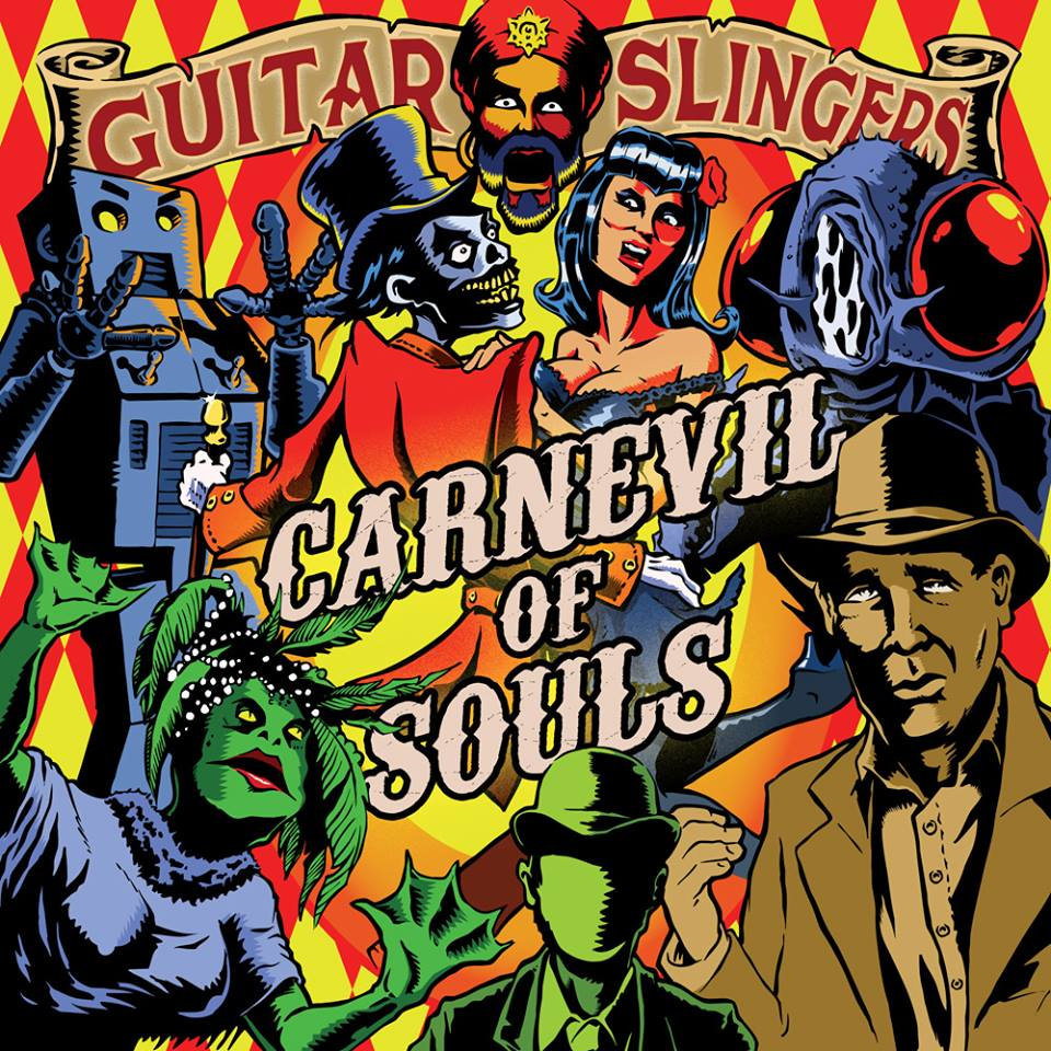 Guitar Slingers - Carnevil Of Souls (2015)