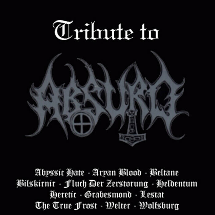Various Artists - A Tribute to Absurd (2014) [Compilation] [WEB