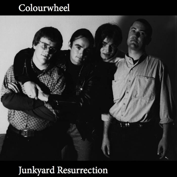 Junkyard Resurrection cover art
