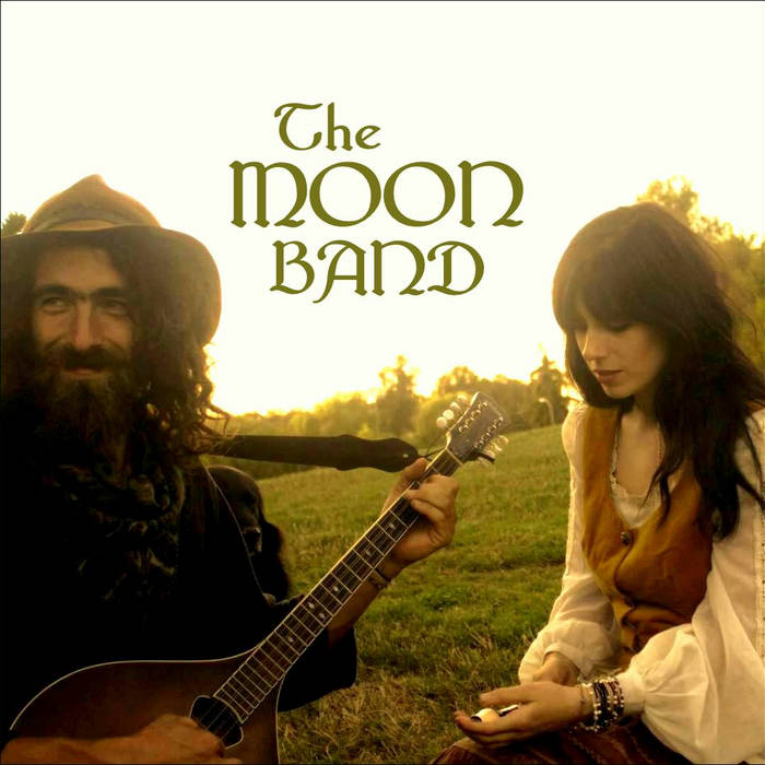 The Moon Band cover art