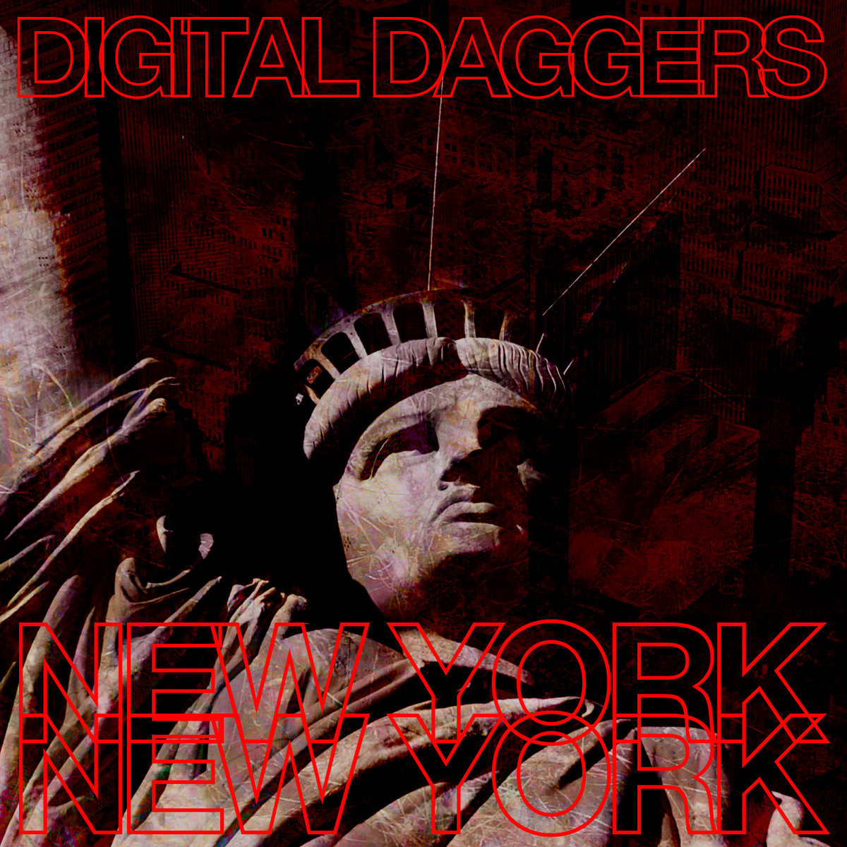 Digital Daggers Logo Music | Digital Daggers