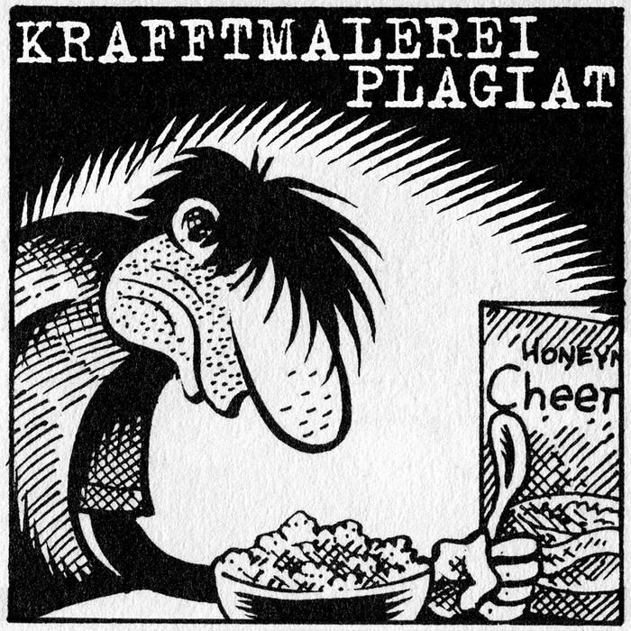Krafftmalerei ** Plagiat ** cover art