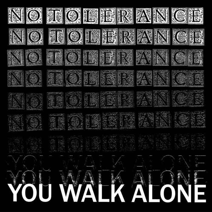 PKR-060: You Walk Alone LP cover art