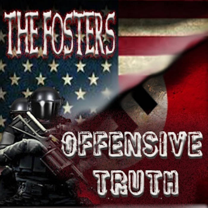Offensive Truth EP cover art
