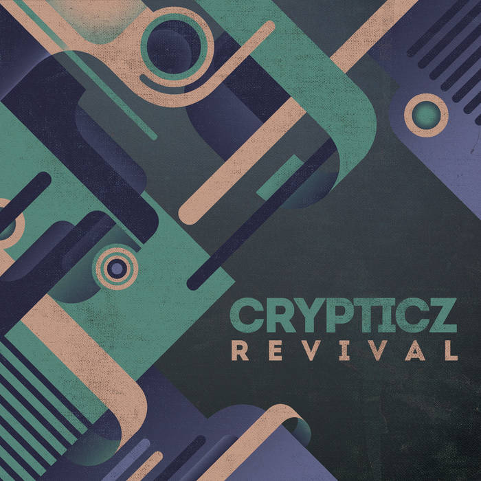 Crypticz - Revival cover art