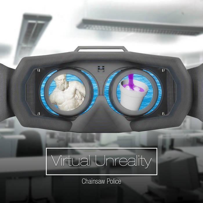 Virtual Unreality cover art