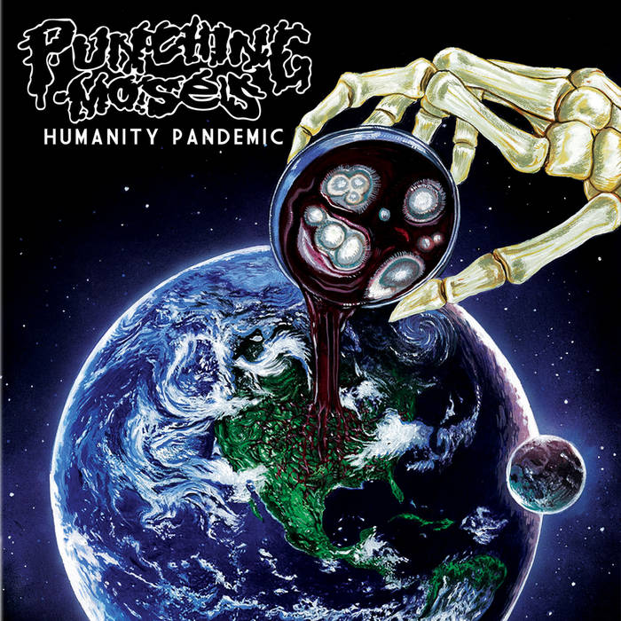Humanity Pandemic EP cover art