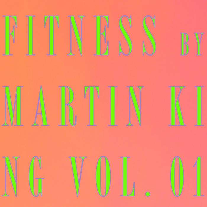 Fitness by Martin King Vol.01 cover art