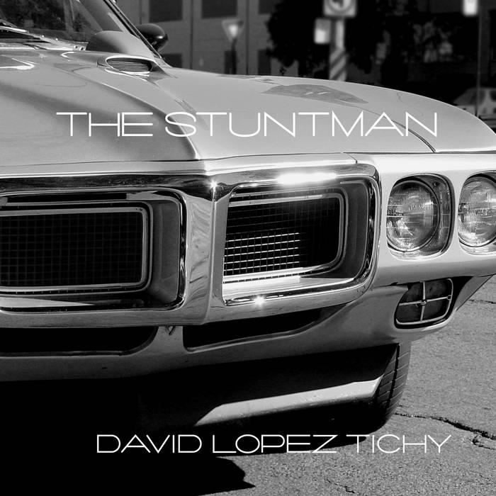 The Stuntman cover art