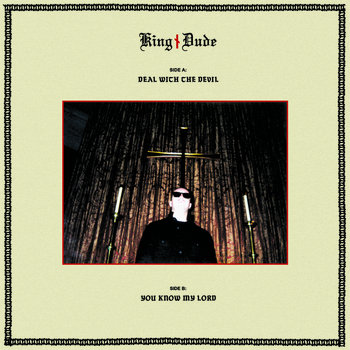 "NJRM-009 King Dude ""Deal With The Devil"" cover art"