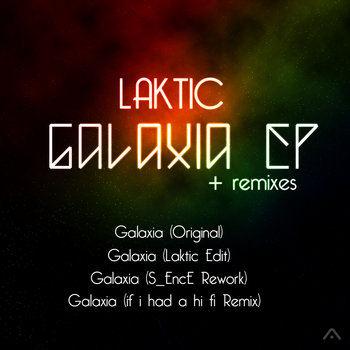 Laktic - Galaxia EP cover art