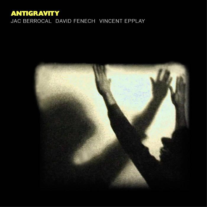 Antigravity cover art