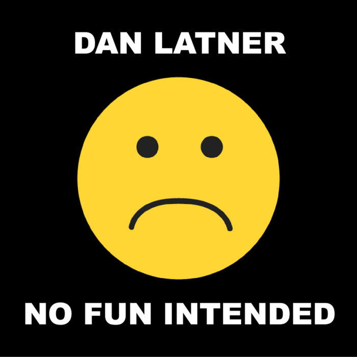 No Fun Intended cover art
