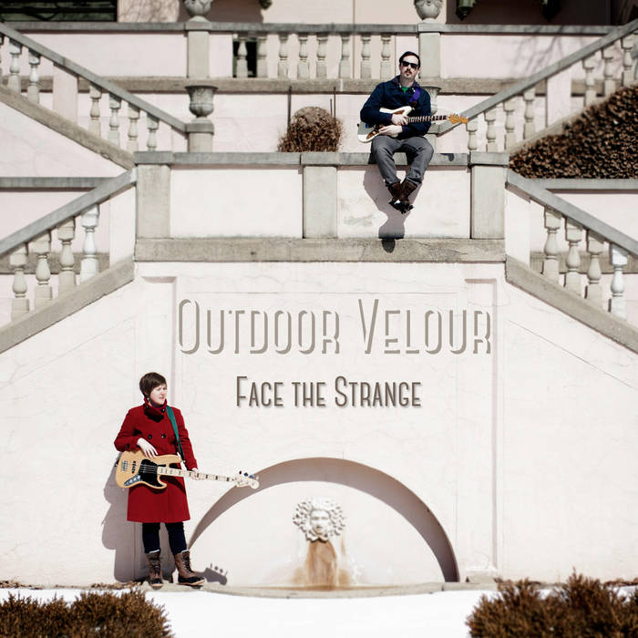 Face the Strange cover art