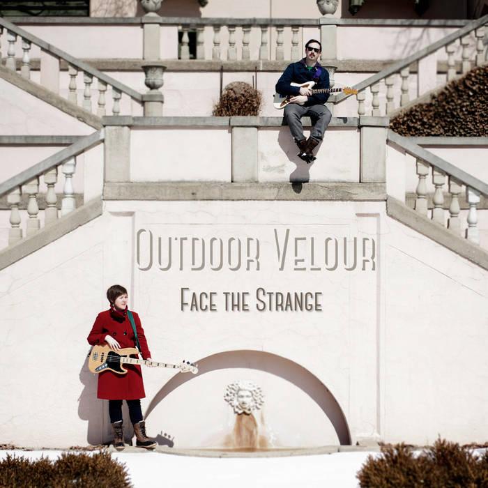 Face the Strange cover art