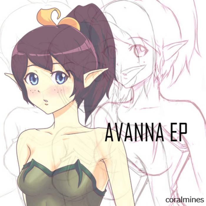 AVANNA EP cover art