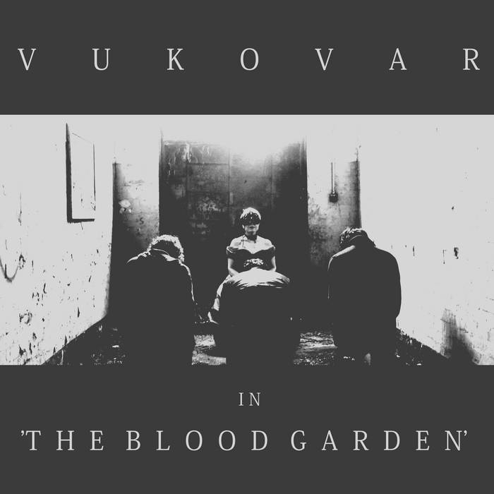 THE BLOOD GARDEN (SINGLE) cover art