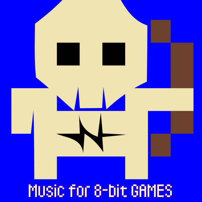 Music for 8​​-​​bit Games Vol. VI (Royalty Free) cover art