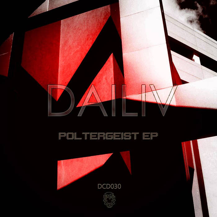 Poltergeist EP cover art