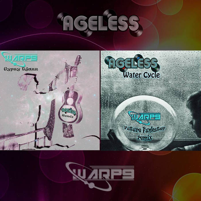 Warp9/Ageless Remix EP cover art