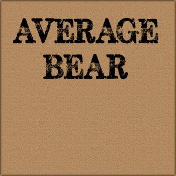 Average Bear cover art