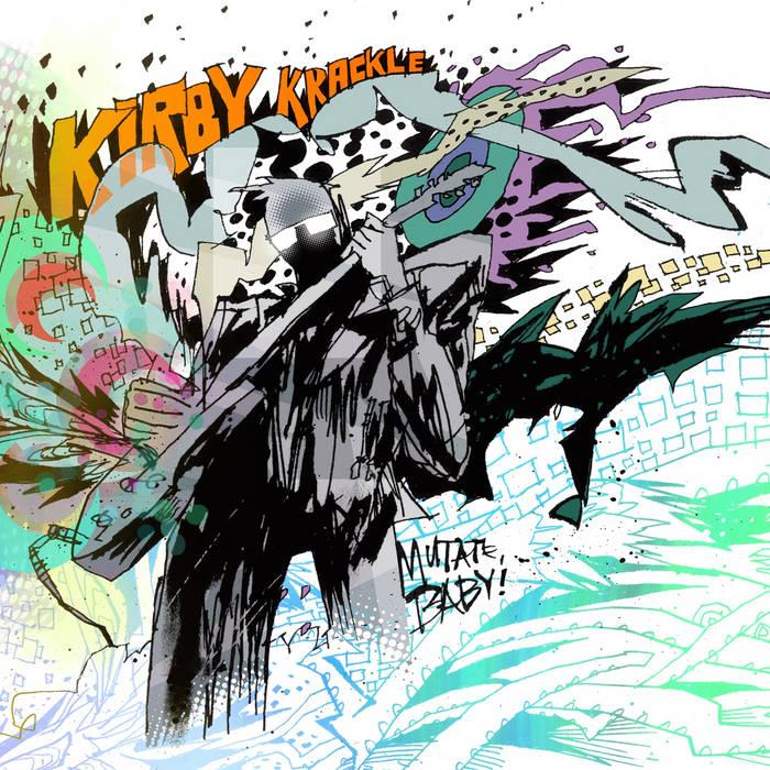 Mutate, Baby! cover art
