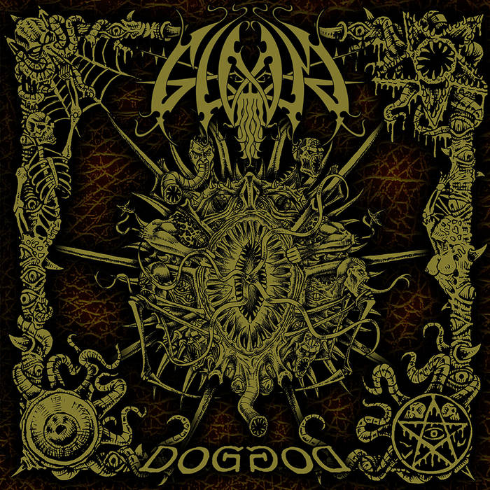 Gloom - Doggod [CD - 2015] cover art