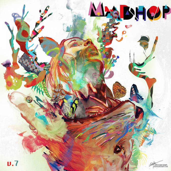 Mad-Hop vol.7 cover art