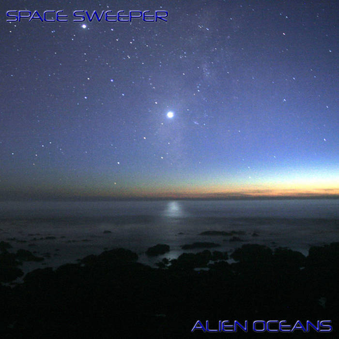 Alien Oceans cover art