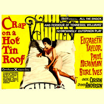 Crap On A Hot Tin Roof cover art