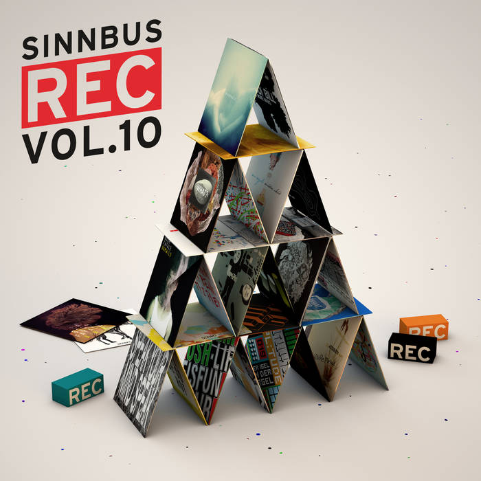 Sinnbus Vol. 10 cover art