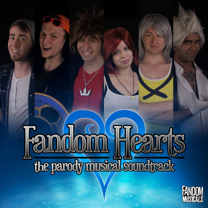 Fandom Hearts cover art