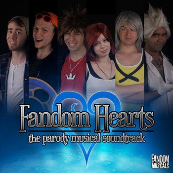 Fandom Hearts cover art