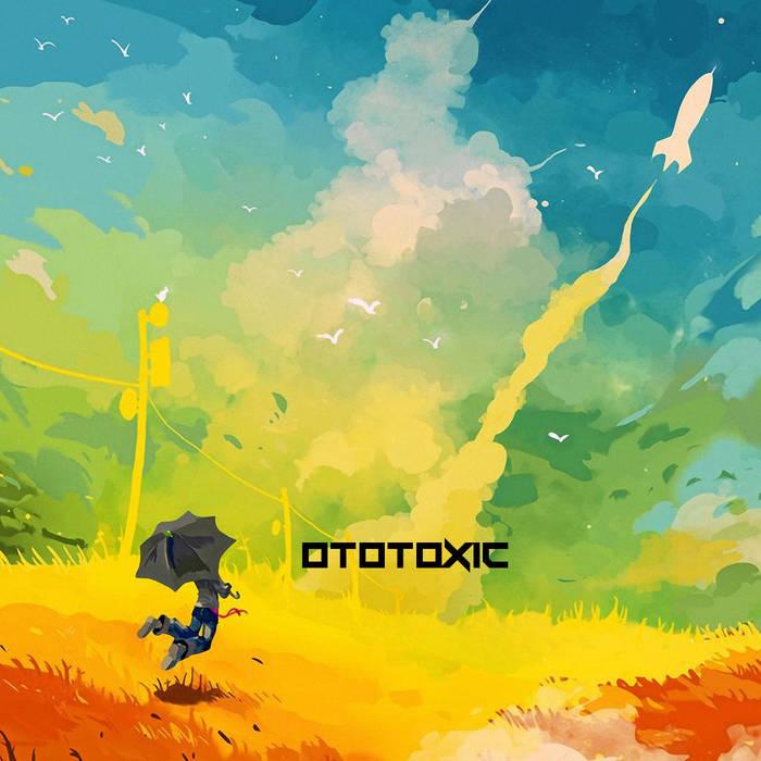 Ototoxic cover art