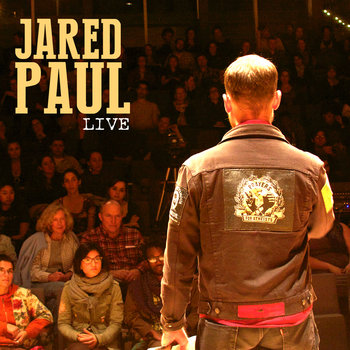 Jared Paul Live cover art