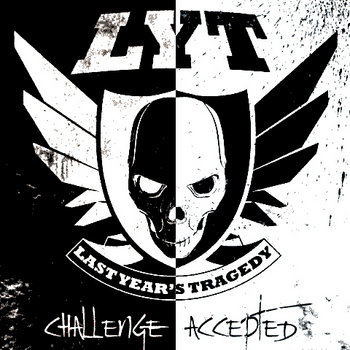 Challenge Accepted EP cover art