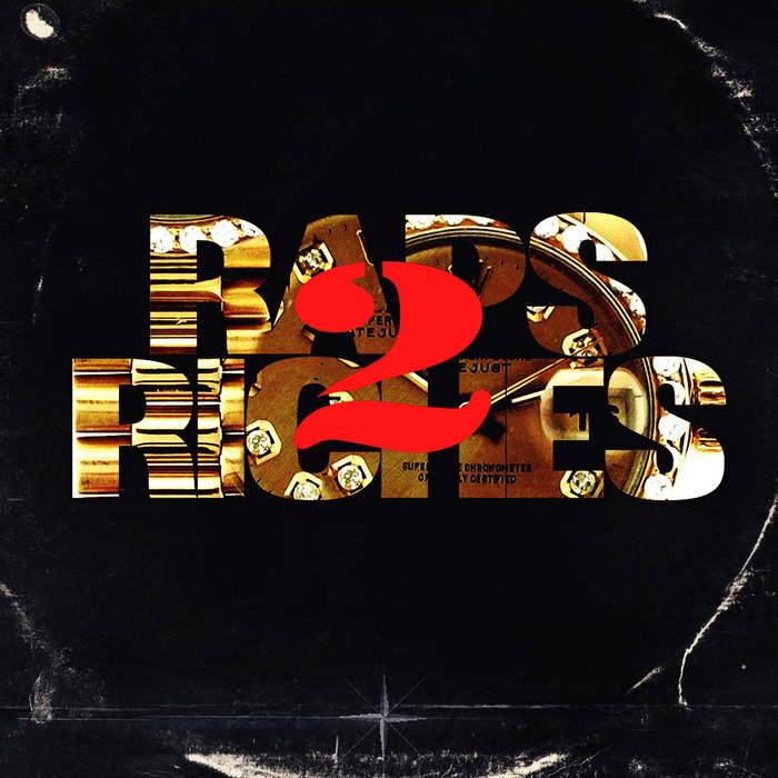 Raps 2 Riches cover art