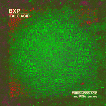 ITALO ACID EP[BPM000] cover art