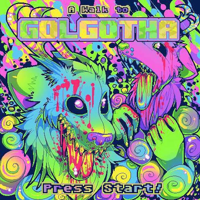 Press Start! - EP cover art