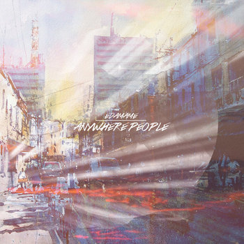 Anywhere People EP cover art