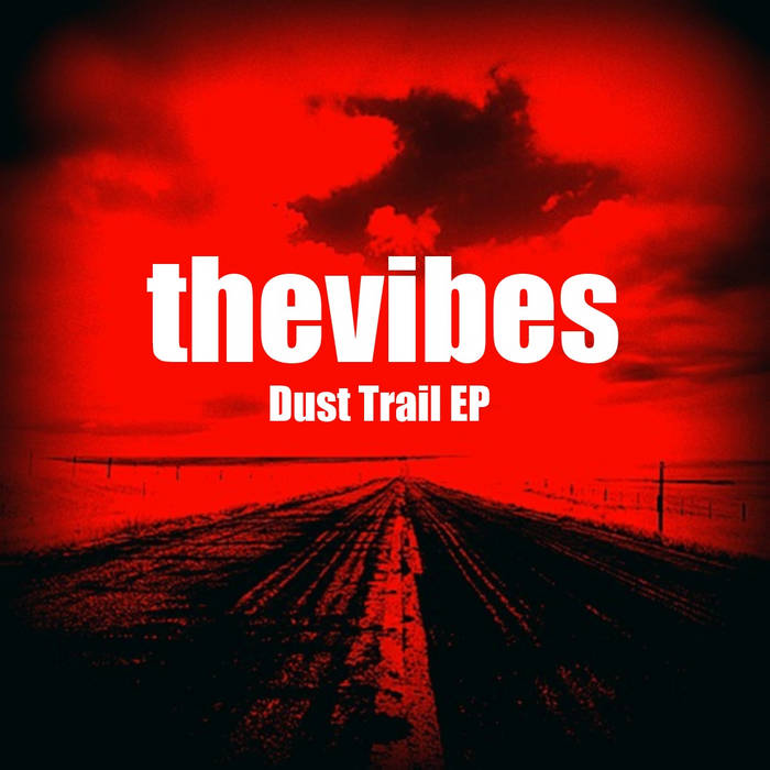Dust Trail EP cover art