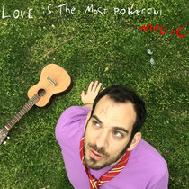 Love Is The Most Powerful Magic cover art