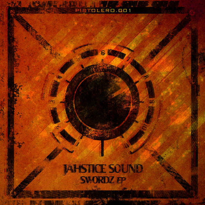 Jahstice Sound - Swordz EP cover art