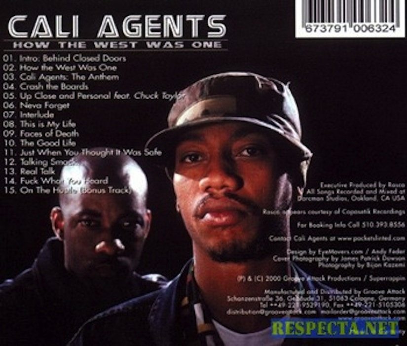 Cali agents - This is my life | Dj Jebel