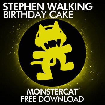 Stephen Walking Birthday Cake