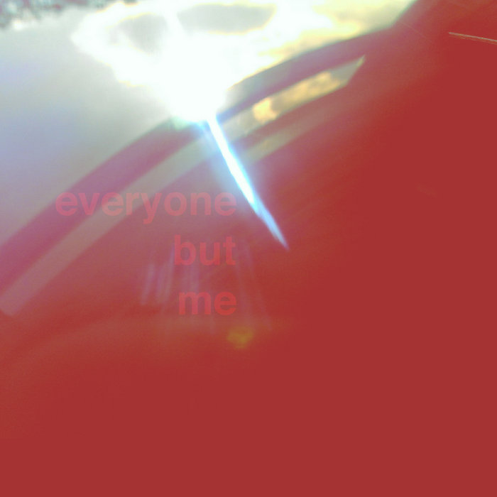 everyone but me cover art