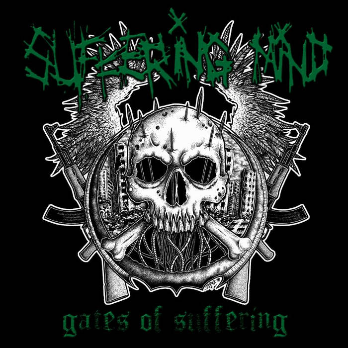 "Gates of Suffering 5"" cover art"